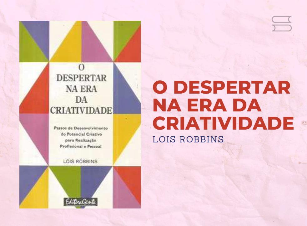 livro o despertar na era da criatividade