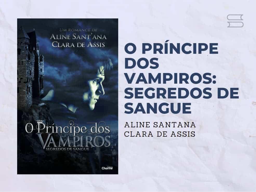livro o principe dos vampiros