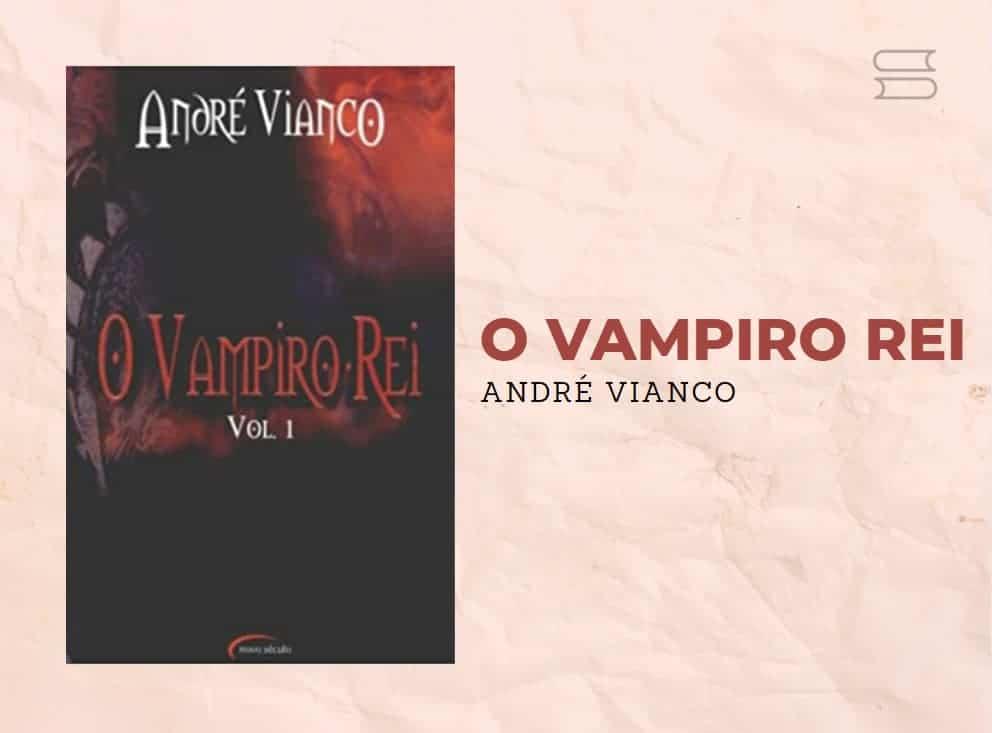 livro o vampiro rei