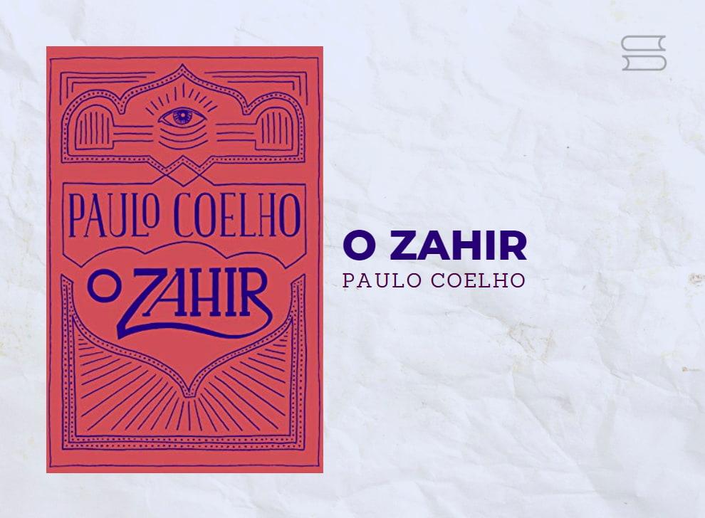 livro o zahir