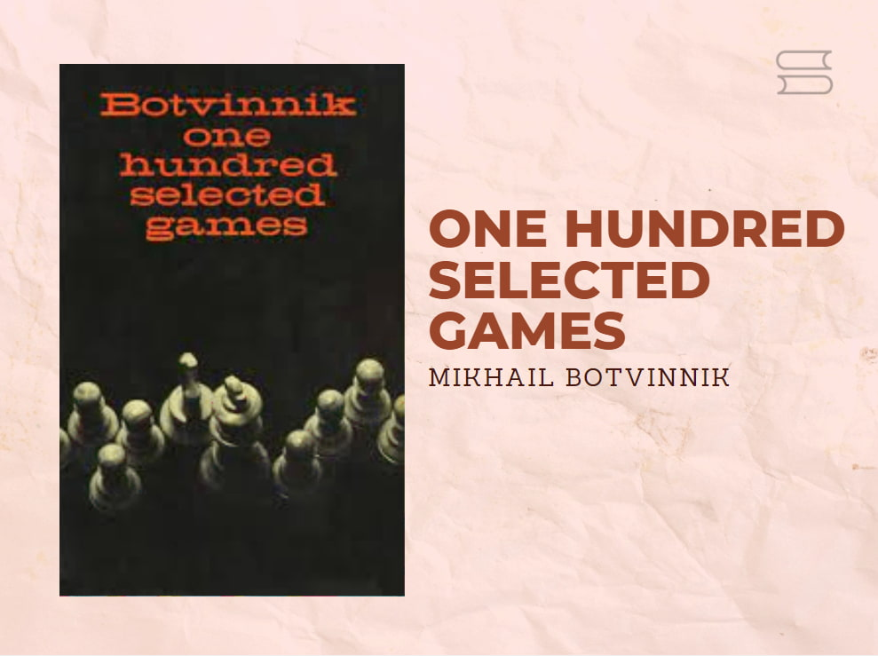 livro one hundred selected games