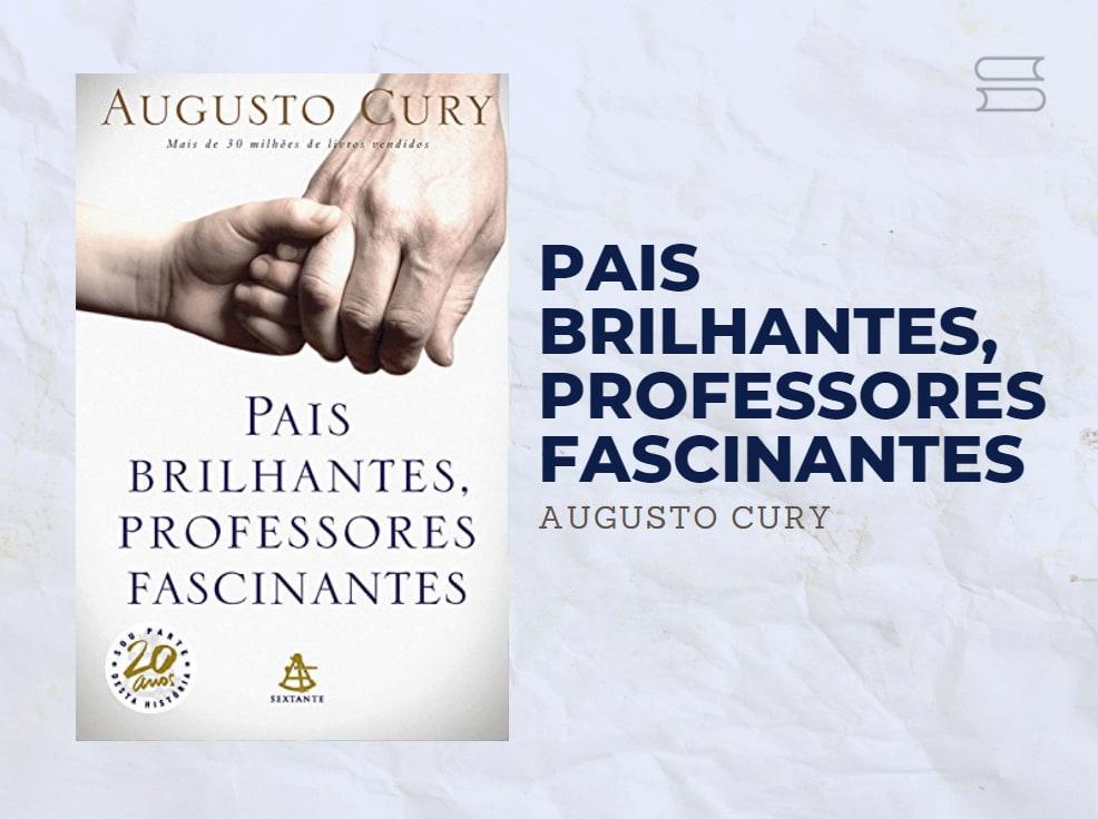livro pais brilhantes professores fascinantes
