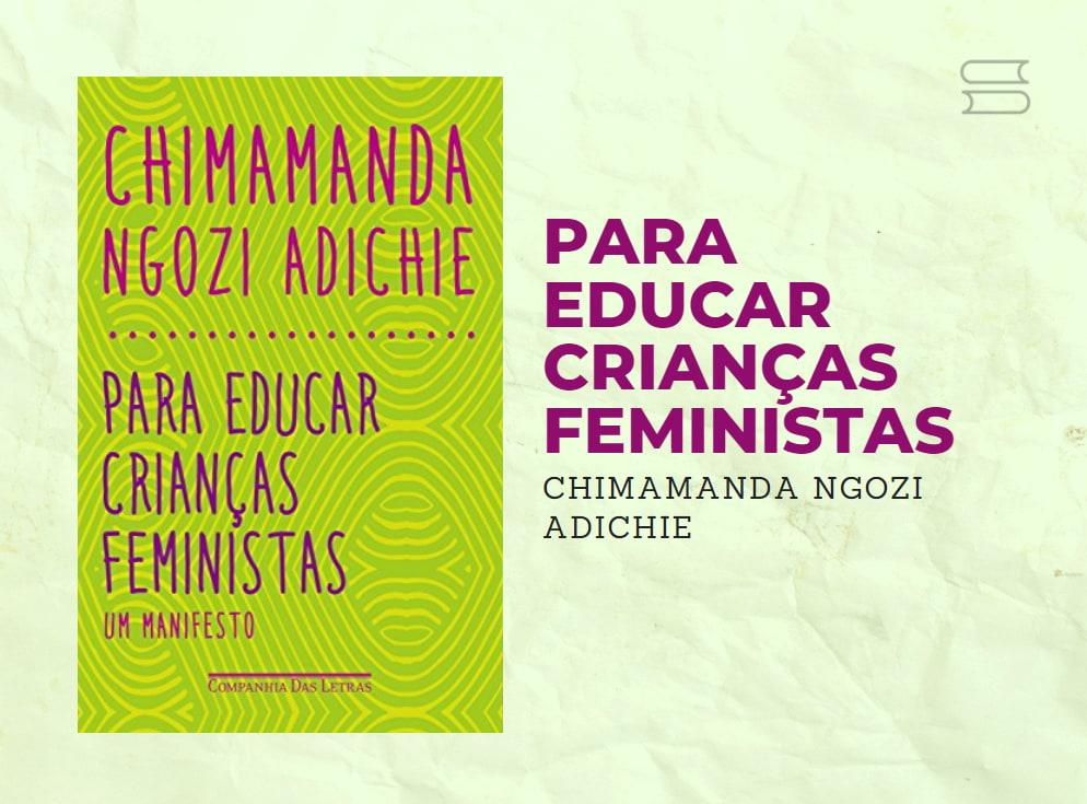 livro para educar criancas feministas