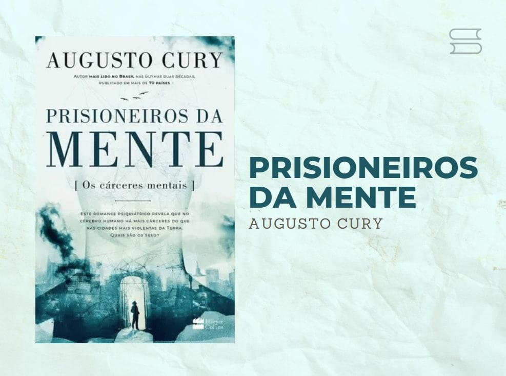 livro prisioneiros da mente