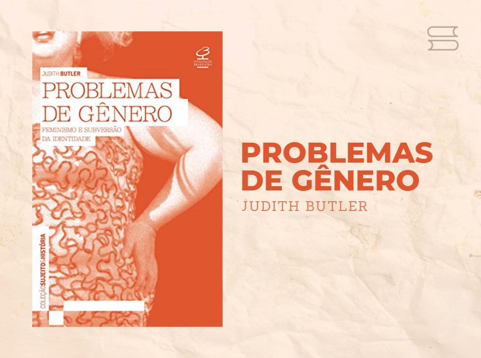 livro problemas de genero