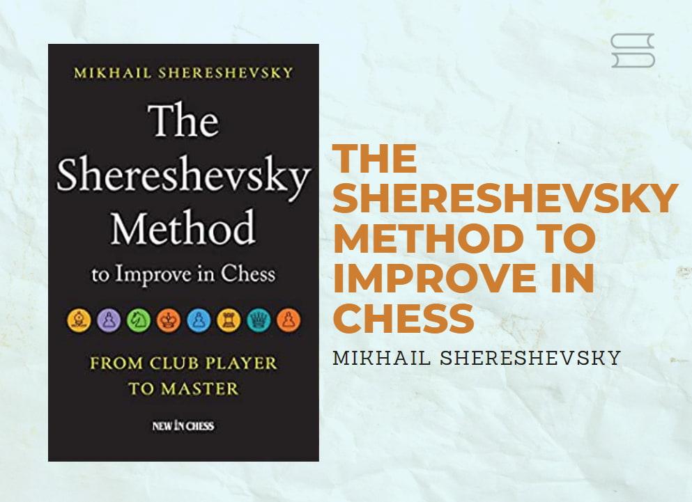 livro the shereshevsky method to improve in chess
