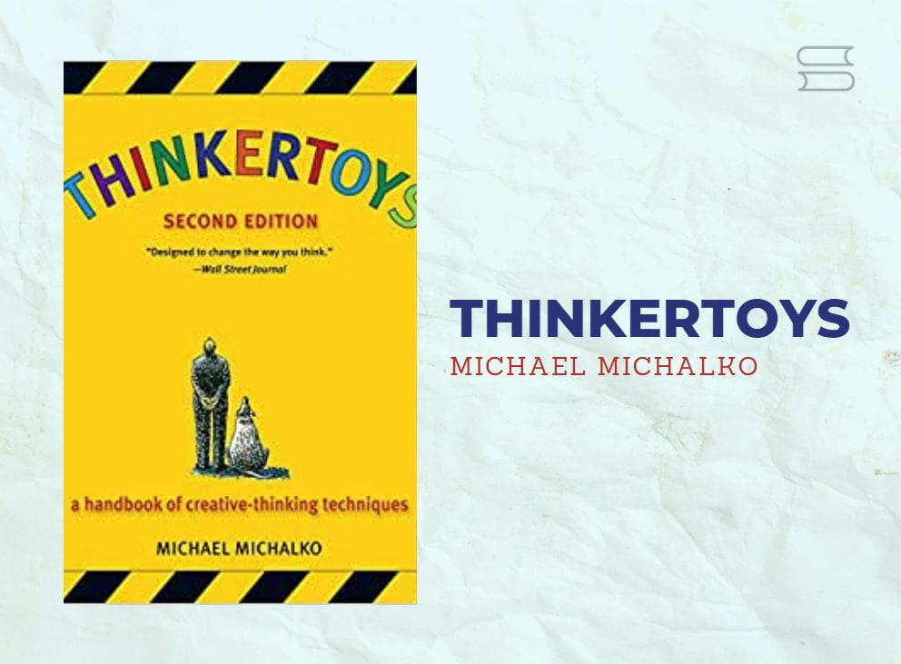 livro thinkertoys