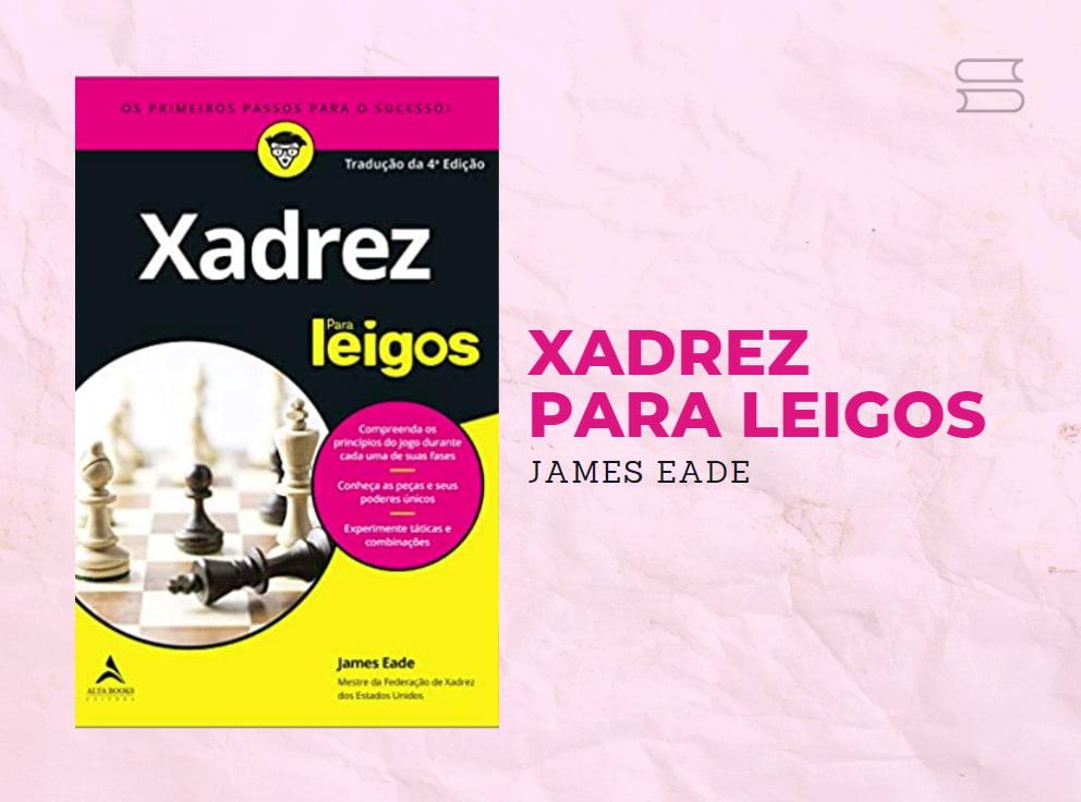 livro xadrez para leigos
