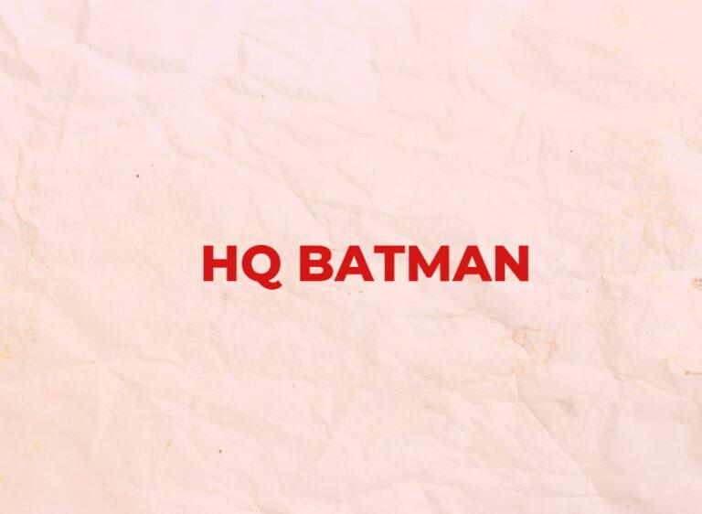 melhores hq batman