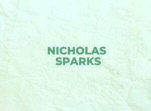 melhores livros nicholas sparks