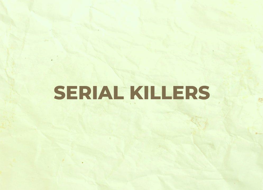 melhores livros serial killers