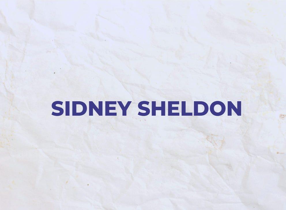 melhores livros sidney sheldon