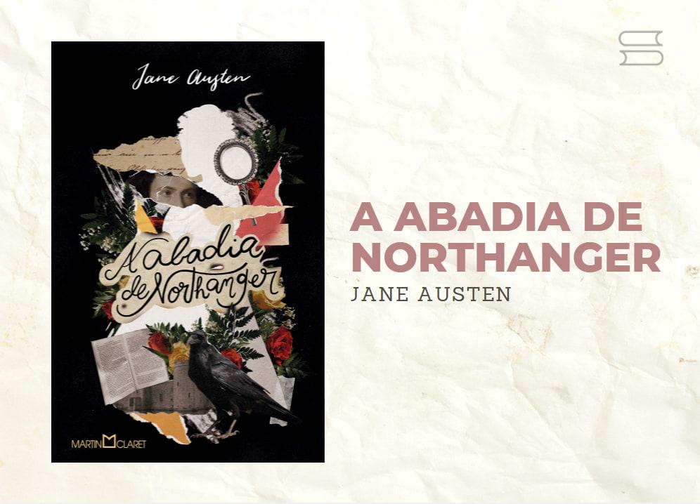livro a abadia de northanger