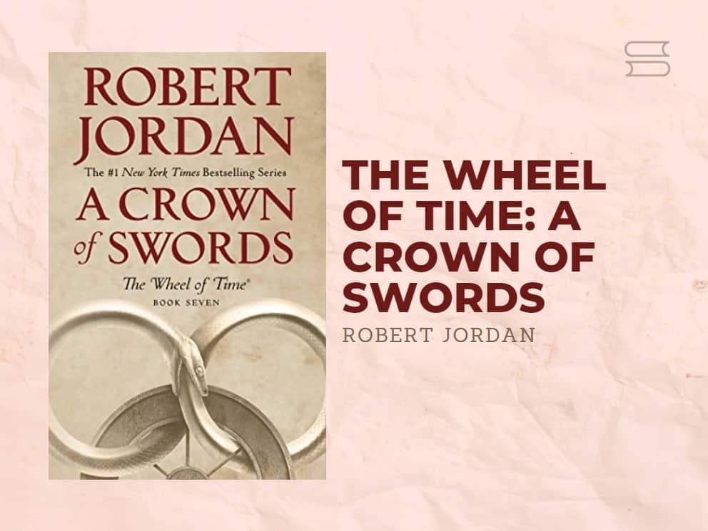 livro a crown os swords