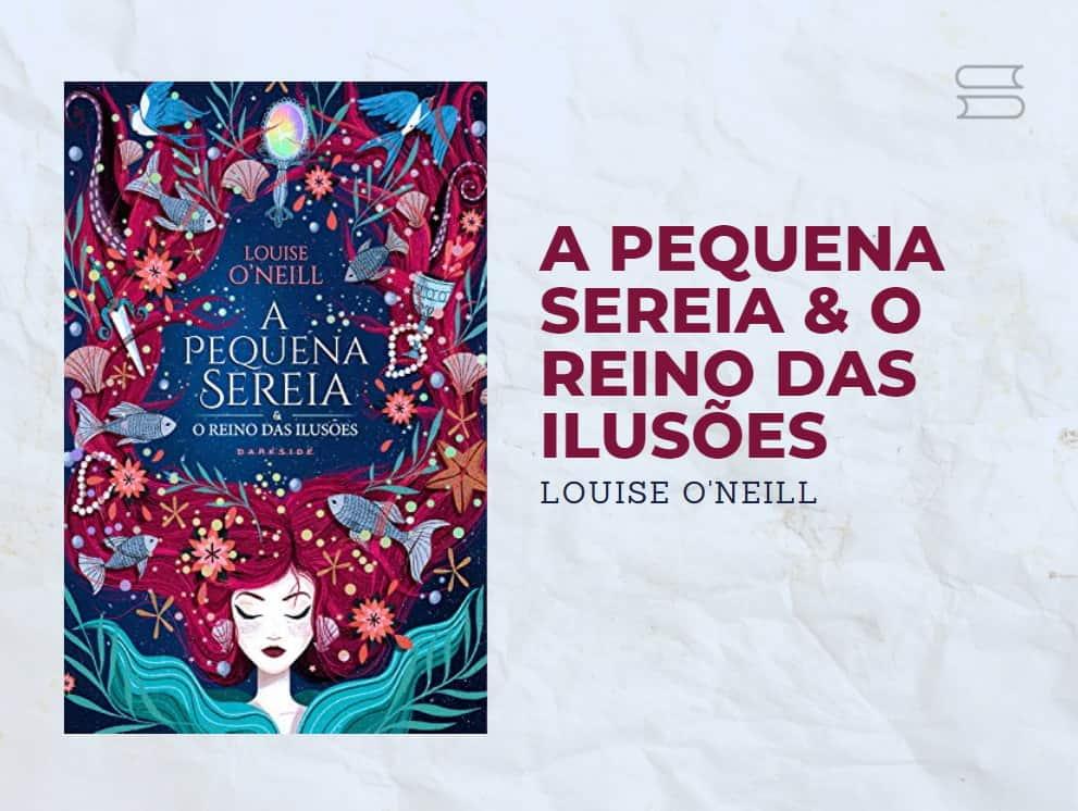livro a pequena sereia e o medo das ilusoes