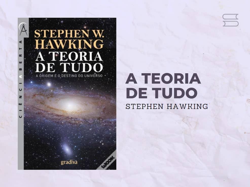 livro a teoria de tudo