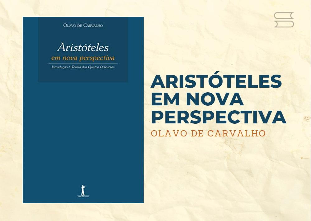 livro aristoteles em nova perspectiva