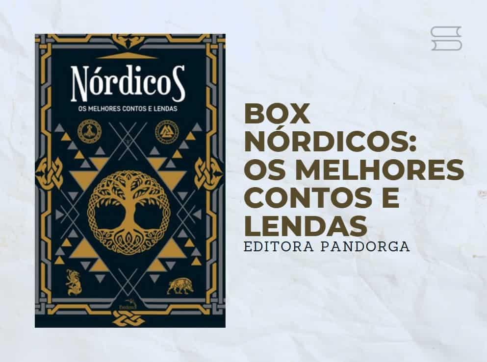livro box nordicos