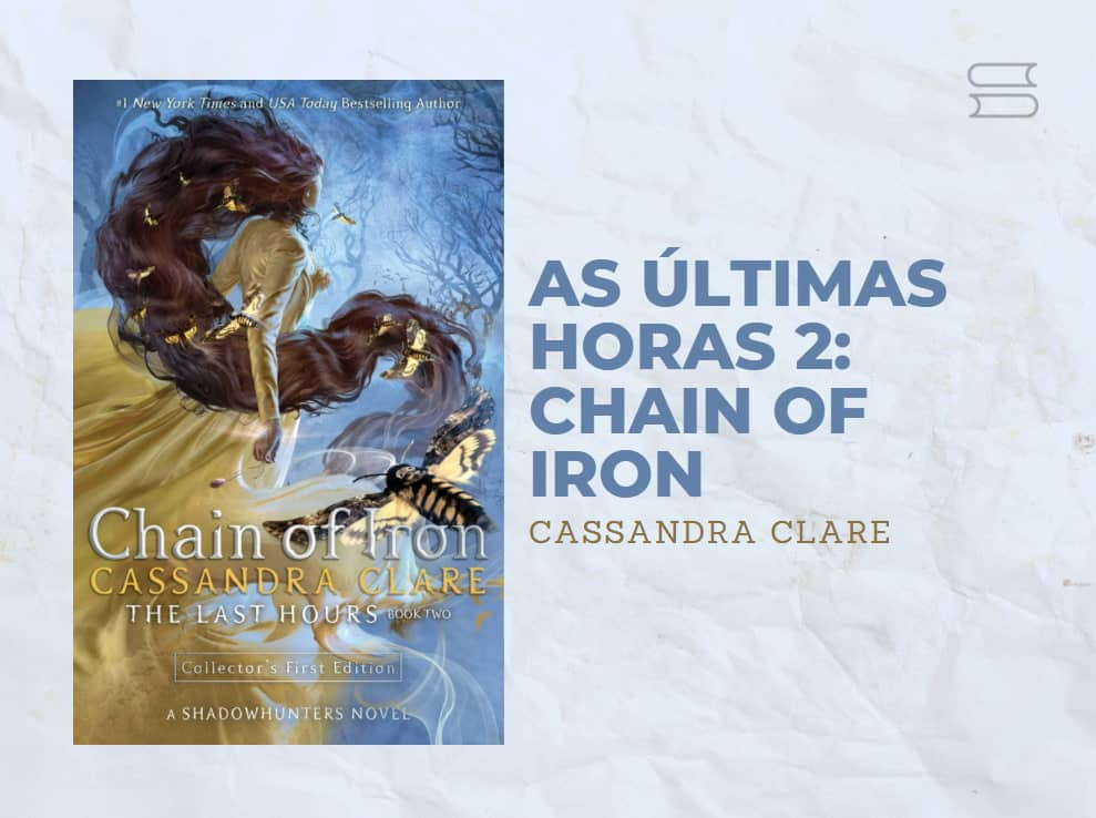 livro chain of iron