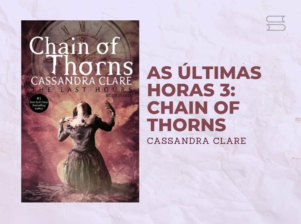 livro chain of thorns