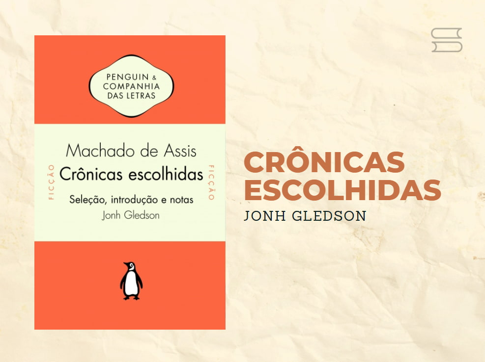 livro cornicas escolhidas