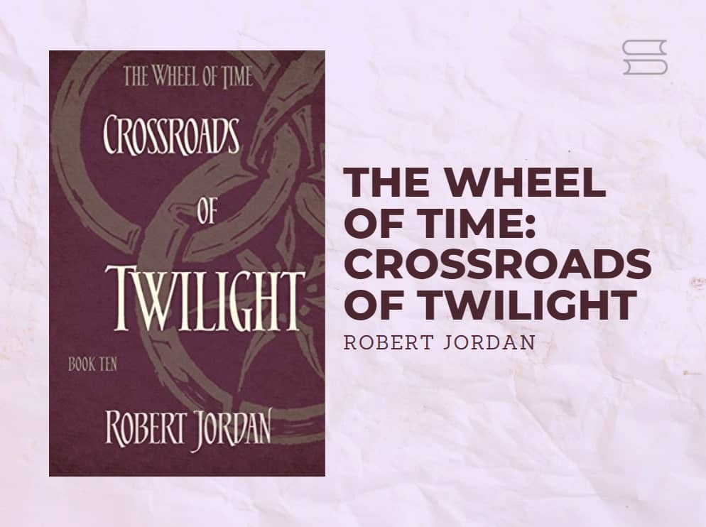 livro crossroads of twilight