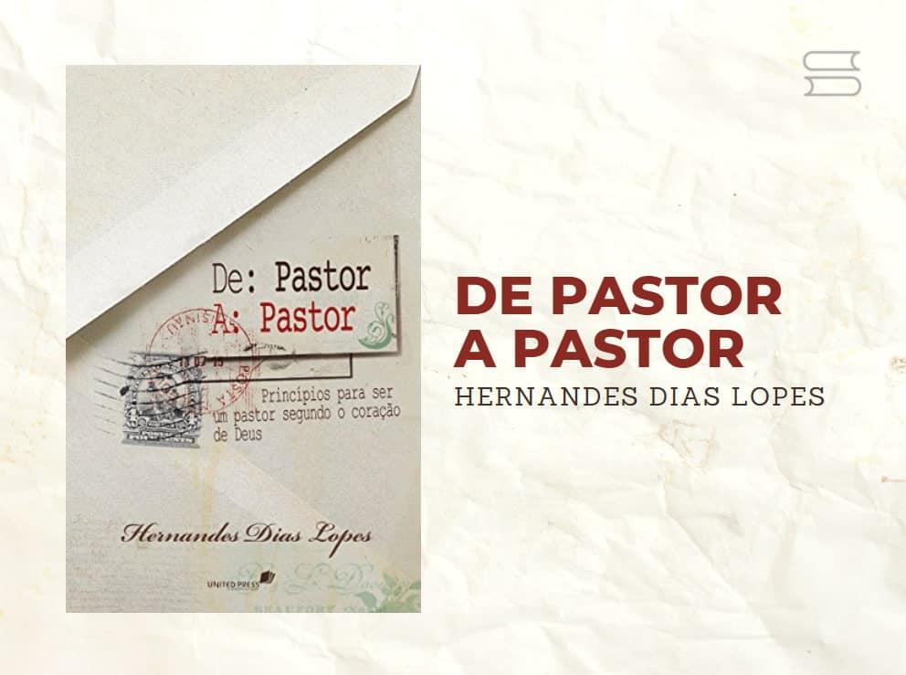 livro de pastor a pastor