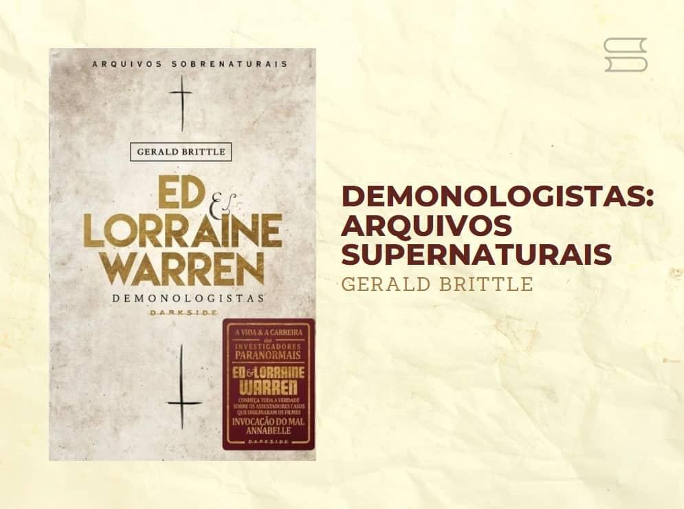livro demonologistas