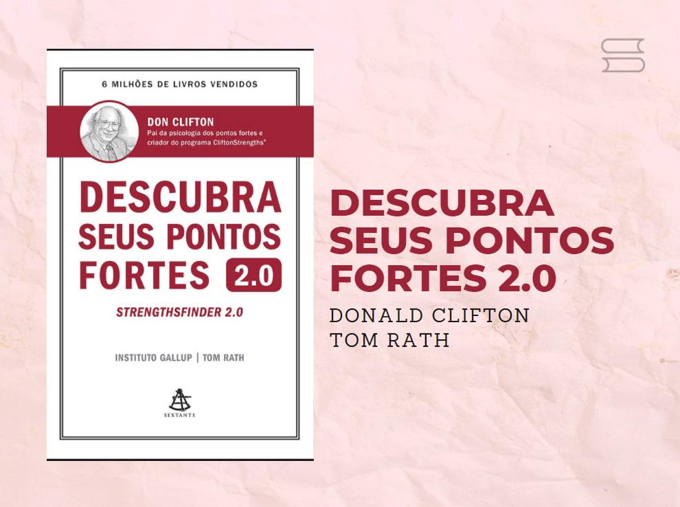 livro descubra seus pontos fortes 2.0