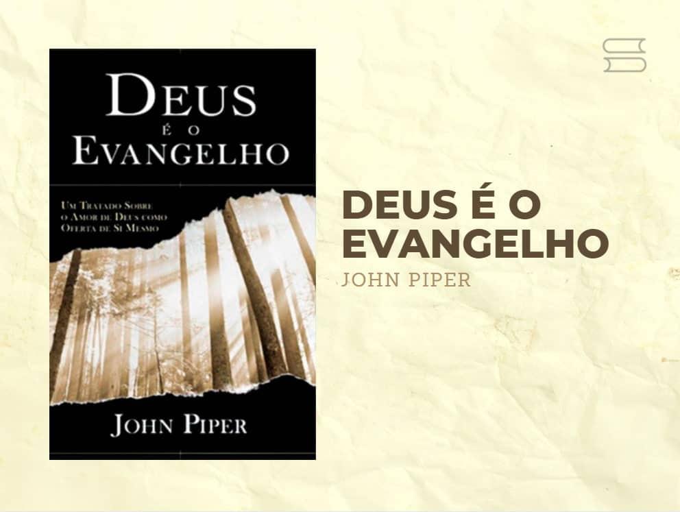 livro deus e o evangelho