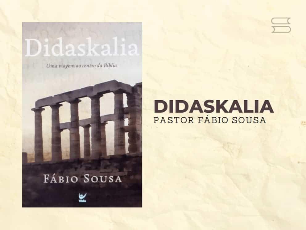 livro didaskalia