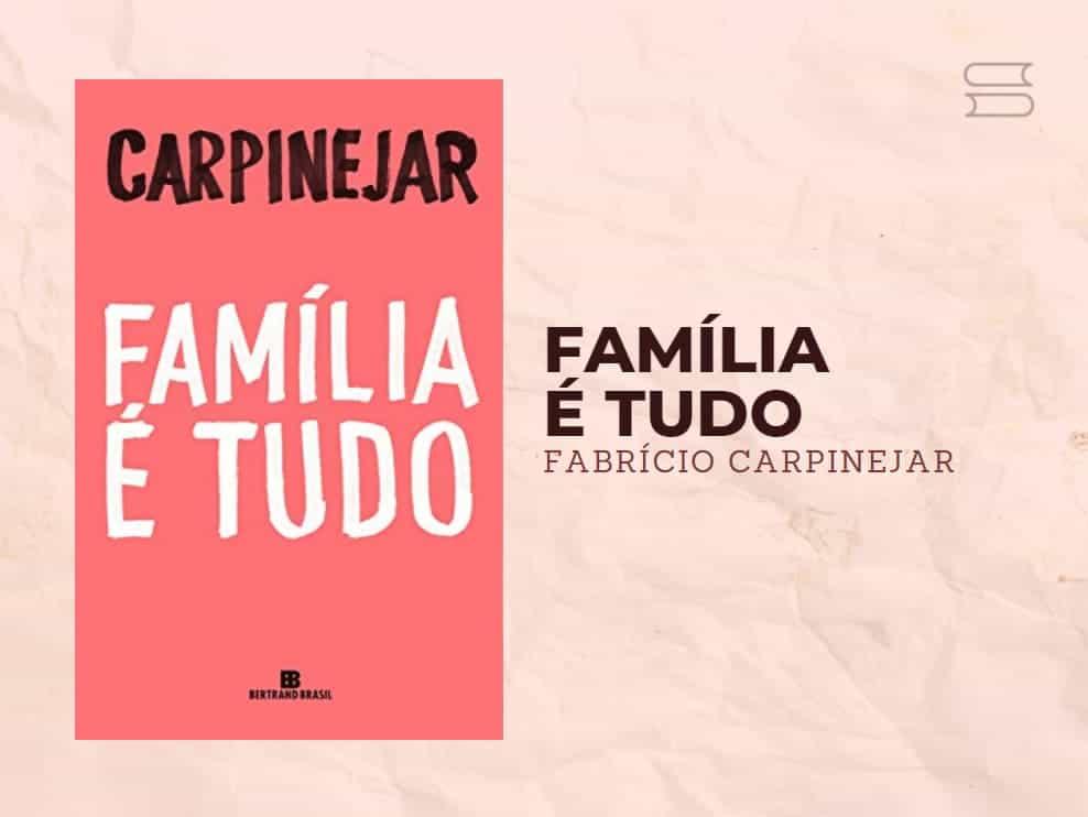 livro familia e tudo
