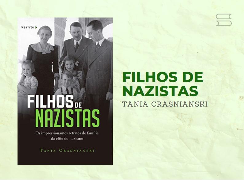 livro filhos de nazistas