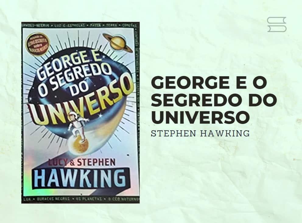 livro george e o segredo do universo