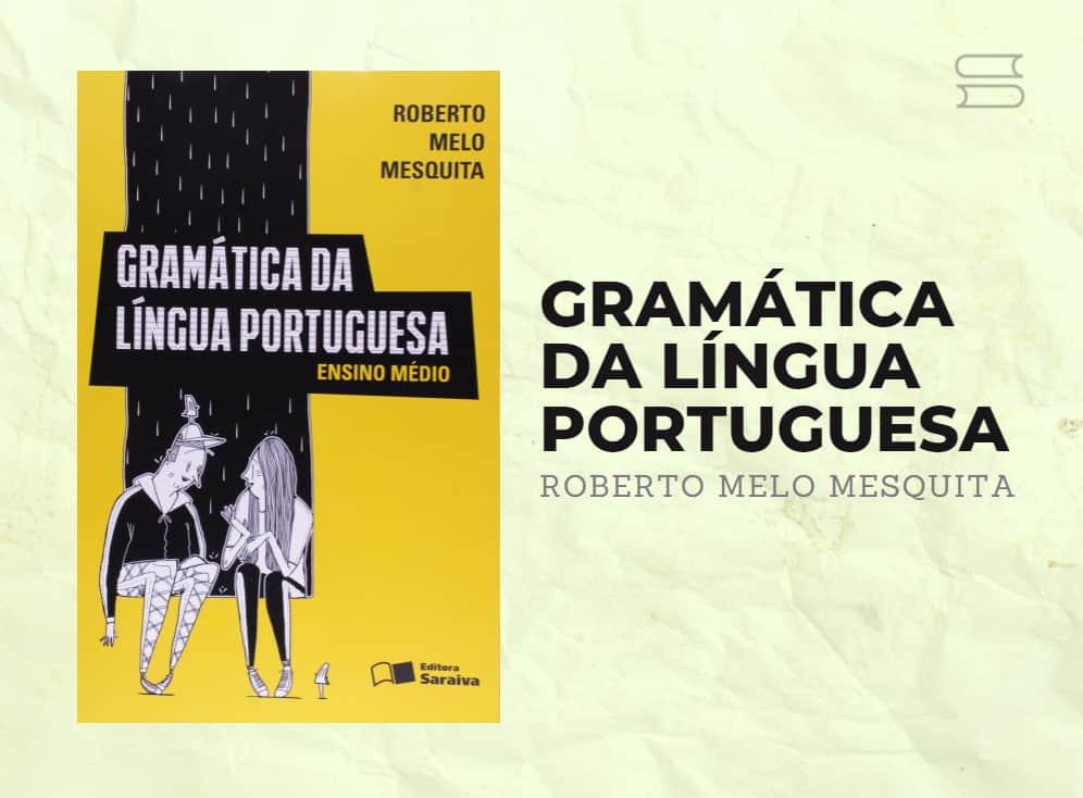 livro gramatica da lingua portuguesa ensino medio