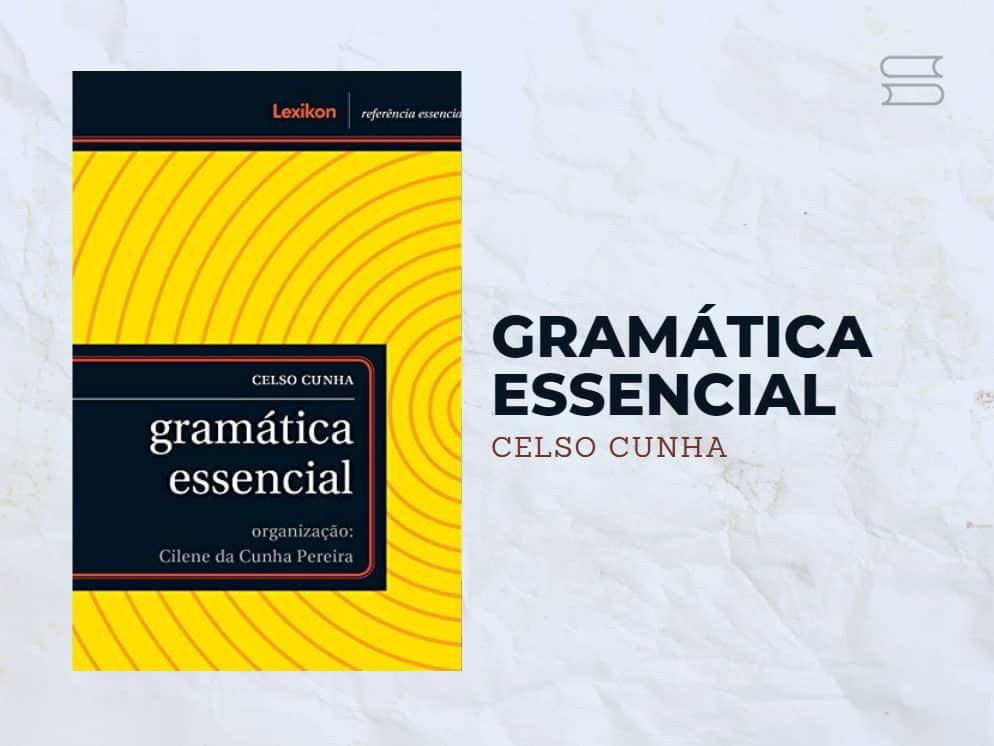 livro gramatica essencial
