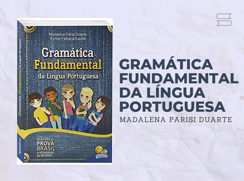 livro gramatica fundamental d alingua portugues