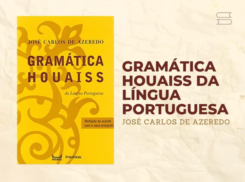 livro gramatica houaiss da lingua portuguesa