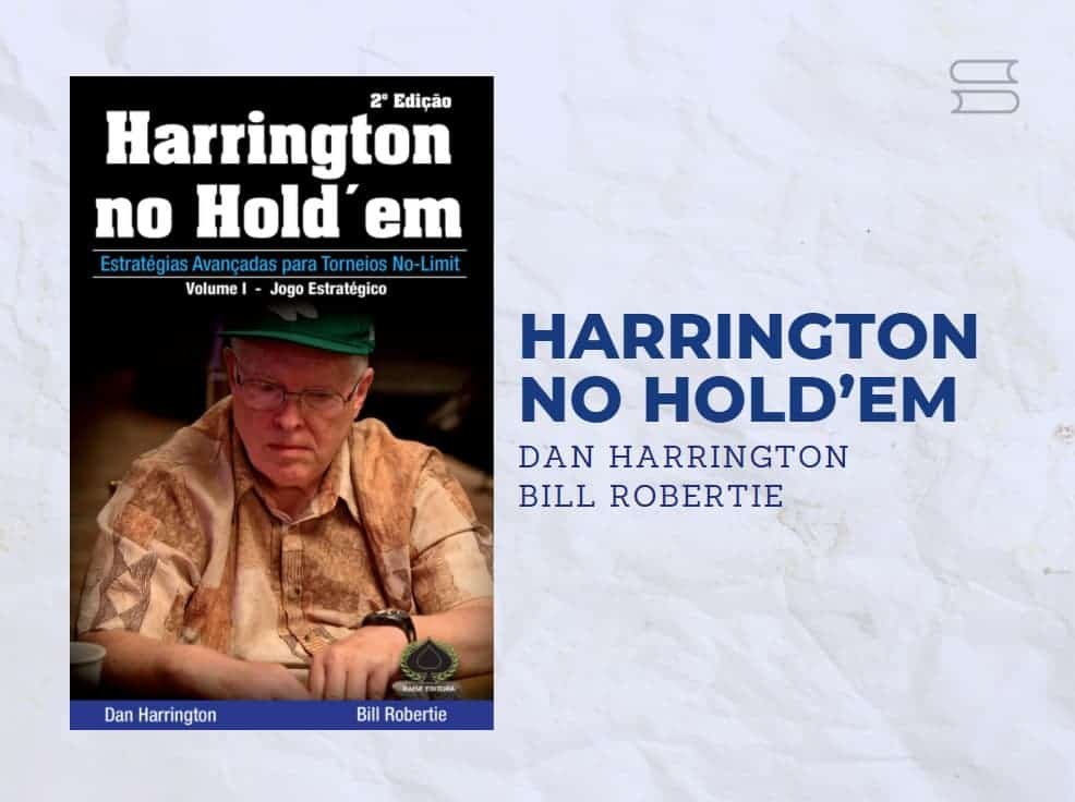 livro harrington no holdem