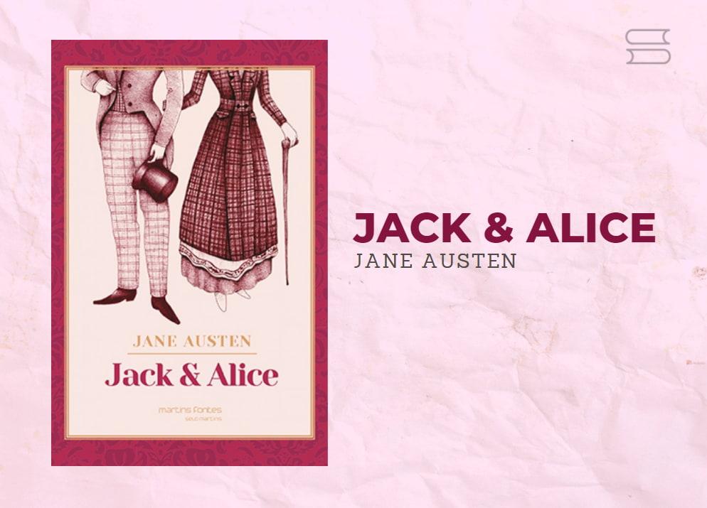 livro jack e alice