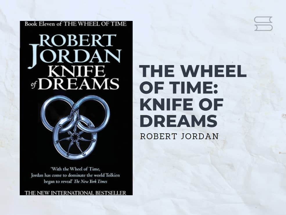 livro knife of dreams