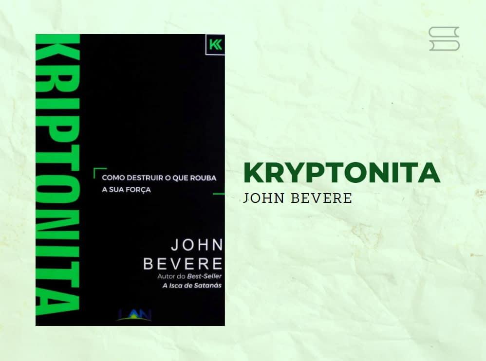 livro kryptonita