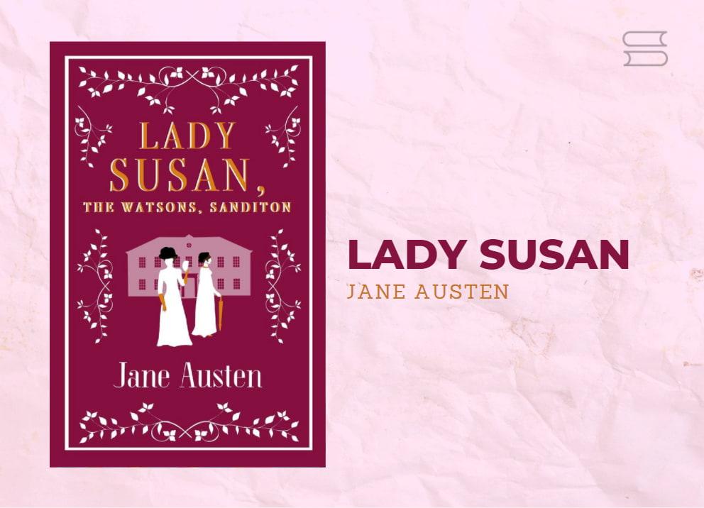livro lady susan