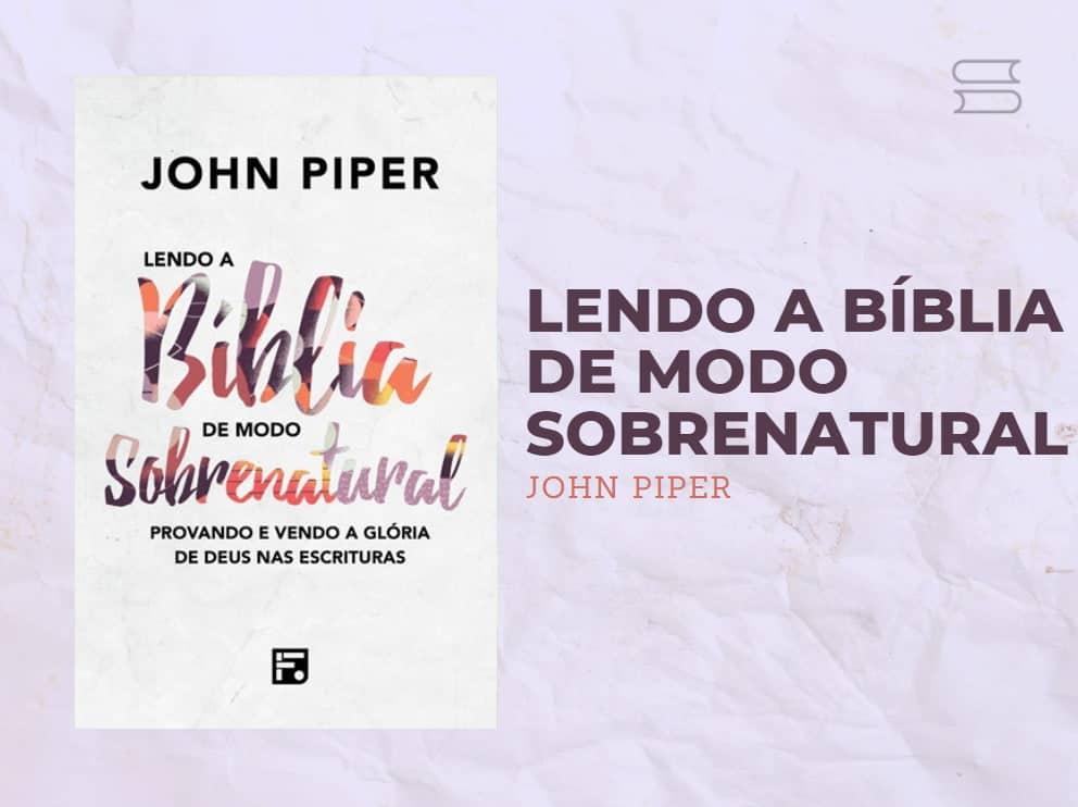 livro lendo a biblia em modo sobrenatural