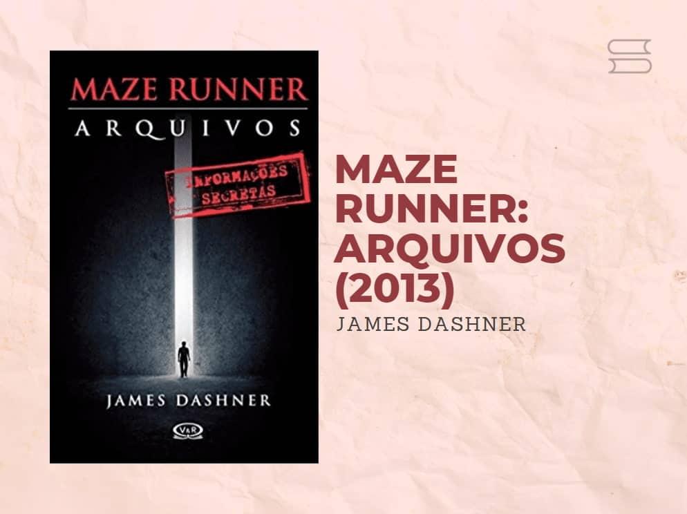livro maze runner arquivos