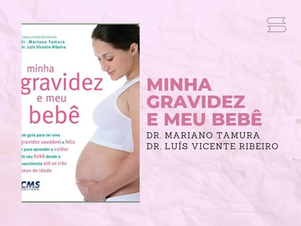 livro minha gravidez e meu bebe