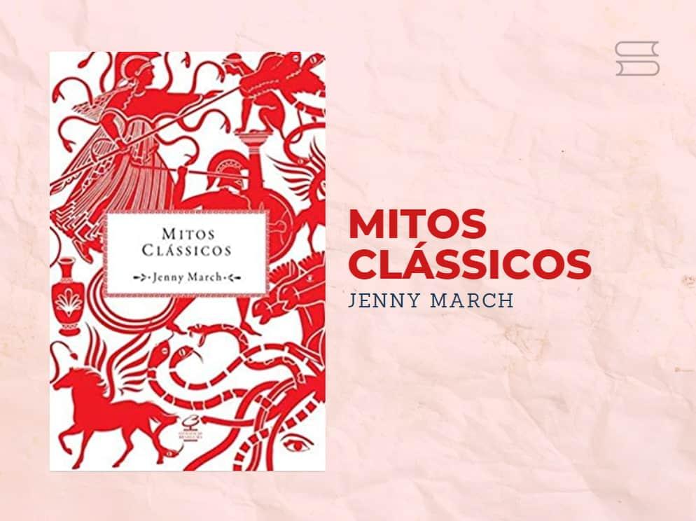 livro mitos classicos