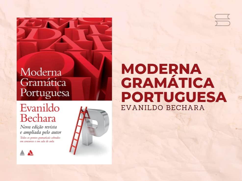 livro moderna gramatica portuguesa