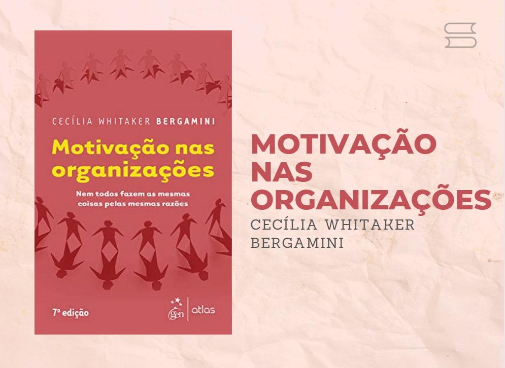 livro motivacao nas organizacoes