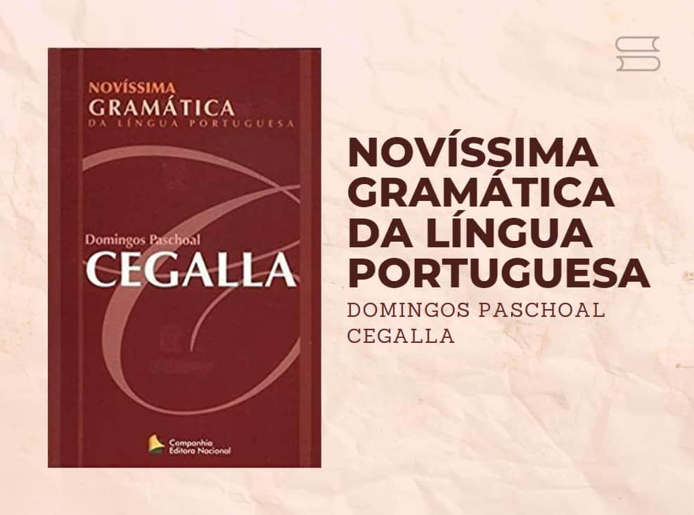 livro novissima gramatica d alingua portuguesa